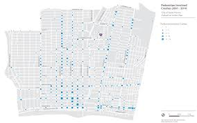 Map Of Santa Monica Recent Spate Of Fatal Crashes In Santa Monica A Sobering Reminder