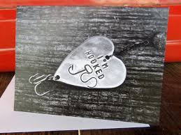 valentine u0027s day card for husband fishing card birthday card i u0027m