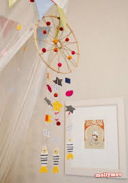 mollymoocrafts how to make a dream catcher