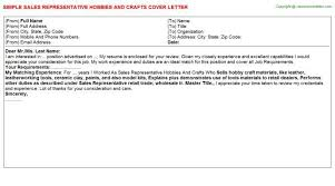 cover letter for sales representative excellent cover letter