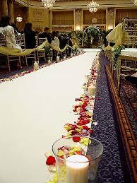 75 ft aisle runner wedding aisle runners personalized aisle