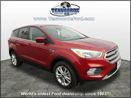 Ford Escape Awd System - new 2017 ford escape for sale in saint cloud mn 171587