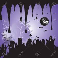 witch halloween background halloween scary background illustration stock photo picture and