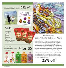 september 2015 sales flyer skagit food co op