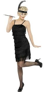 Halloween Flapper Costumes Flapper Costumes Parties Costume
