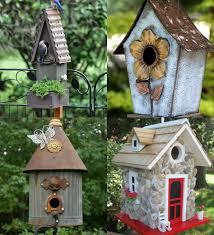cute birdhouse ideas for backyard decoration about pet life
