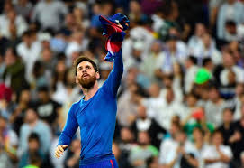 Hit The Floor Lionel - real madrid 2 barcelona 3 five things we learnt lionel messi
