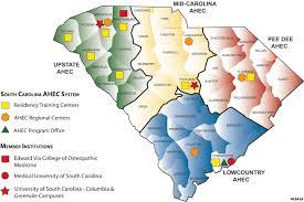 Map Of Beaufort Sc Ahec Map12 Jpg