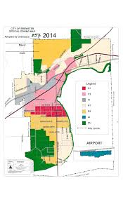 Zoning Map Maps