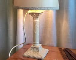 column lamp etsy