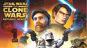 star wars the clone wars republic heroes let u0027s play