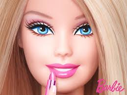 create barbie doll makeup makeup