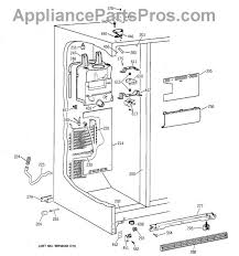 ge wr51x10031 defrost heater assembly appliancepartspros com