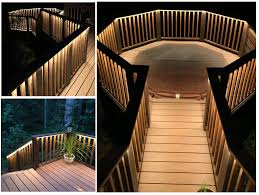 Exterior Led Strip Lighting 120v Led Light Strips Long Run Strips For Indoors And Out
