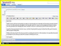 how to get a job how to write a job interview thank you note sample