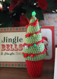 crochet christmas tree snowflakes and christmas bunting