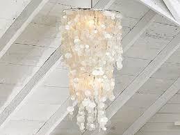 Capiz Shell Light Fixtures Capiz Shell Chandelier Traditional Design Ideas Shabby Chic