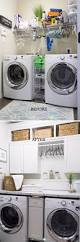 Laundry Room Upper Cabinets by Awesome Before And After Laundry Room Makeovers Hative