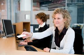 Front Desk Secretary Jobs by Pinnacle Iii Creating Financial Accountability With Your Asc Front