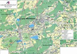 Montana Map by Large Crans Montana Maps For Free Download And Print High
