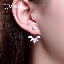 ear earring aliexpress buy umode fashion earring jewelry zirconia