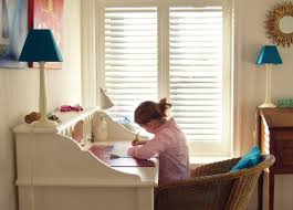 Shutter Blinds Prices Composite Shutters We Measure And Install Budget Blinds