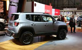 new jeep renegade concept 2015 jeep renegade pictures photo gallery car and driver