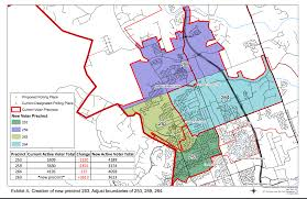 Texas Precinct Map 10 Changes Approved For Williamson County Election Precinct
