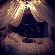 Princess Drapes Over Bed Best 25 Bed Canopy Lights Ideas On Pinterest Dorm Bed Canopy