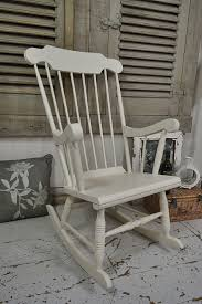 Rocking Chair Cushions For Nursery White Wooden Rocking Chair For Nursery Uk Thenurseries