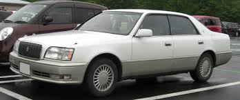 toyota crown 1995 toyota crown majesta s150 hardtop images specs and news