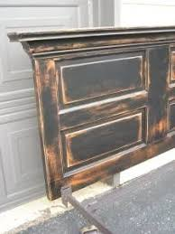 Headboard From Old Door by How To Make Old Doors Into Headboards Shows Us How To Make A