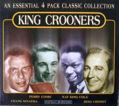 nat king cole crosby perry como frank sinatra king