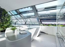perfect interior new kitchen design with black white themes