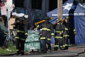 North Bay Fire Hall Ny by Timeline Of Tragedy One Of The Deadliest Fire In Oakland History