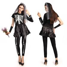 Skeleton Halloween Costume Ideas by Online Buy Wholesale Costumes Scary Women From China Costumes
