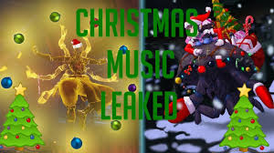 overwatch christmas theme song leaked christmas holiday event
