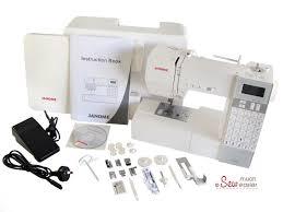 dc6030 computerised sewing machine