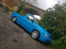 volkswagen caddy pickup 2000 vw caddy pickup 1 9 diesel not skoda felicia in bishop