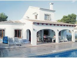 Schlafzimmerm El Luna Villa Am Meer In Xàbia Mieten 55226