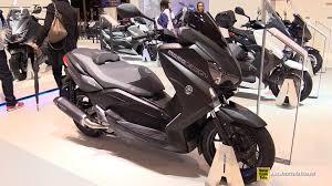 2015 yamaha x max 250 momo design scooter walkaround 2014