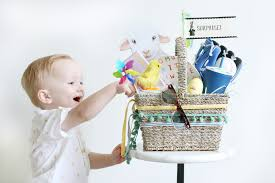 cute easter baskets for your littles monika hibbs