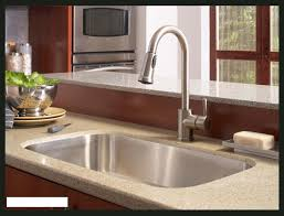 brushed nickel kitchen faucets fresh brushed nickel kitchen faucet with stainless steel sink