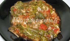 comment cuisiner des feuilles de blettes feuilles de blettes à la grecque recette accompagnement blette