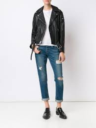 biker jacket women 7 for all mankind zip up biker jacket women clothing 7 for all