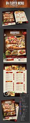 menu flyer template 48 best food flyer templates images on restaurant