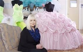 the woman behind the big fat gypsy wedding dresses telegraph
