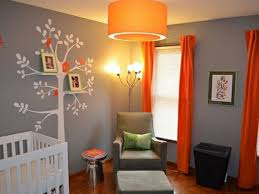 deco chambre orange chambre orange et gris idées décoration intérieure farik us