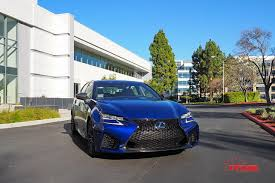 lexus gs vs audi a5 2016 lexus gs f locked and loaded review the fast lane car