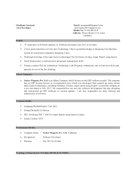 java resume java developer resume 1